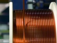 Magnet Copper Flat Wire