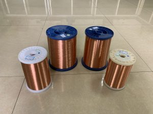 magnet copper round wire